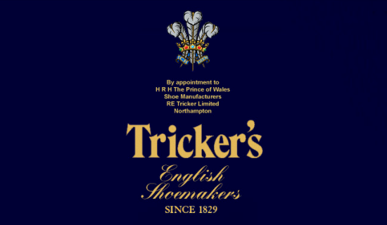 Tricker's:トリッカーズ