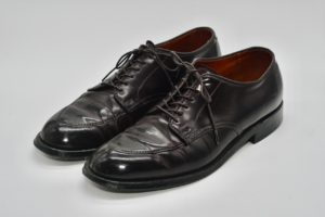 【革靴紹介】Alden63088  review:香港で買った初オールデン。54321とは違ったVチップ。