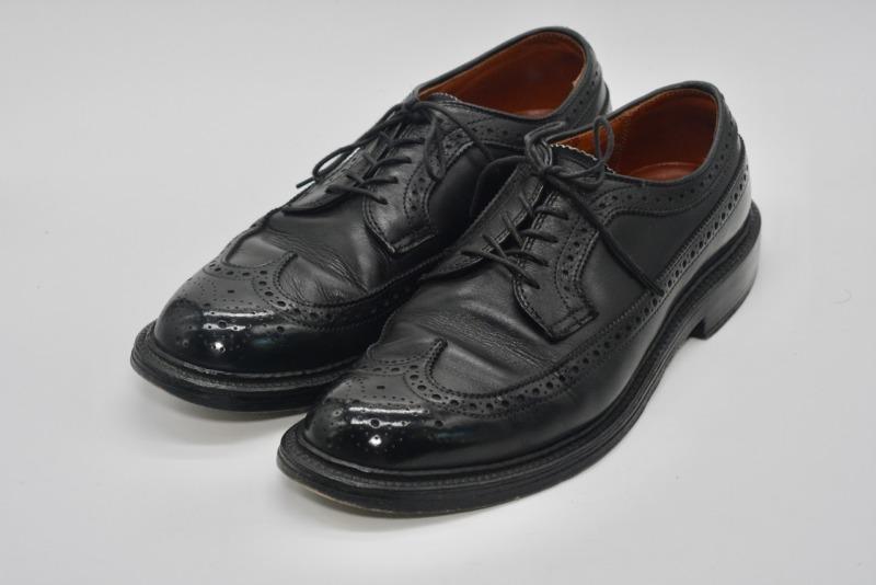 【革靴紹介】Alden9753 review:コードバンじゃないよカーフだよ。ショートウイングじゃないよロングウイングだよ。