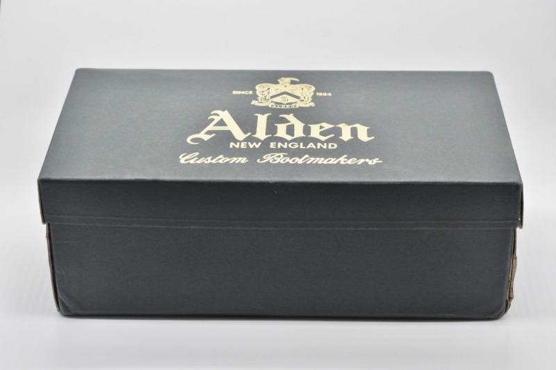 【革靴】オールデン(中古靴)を買ってしまった…