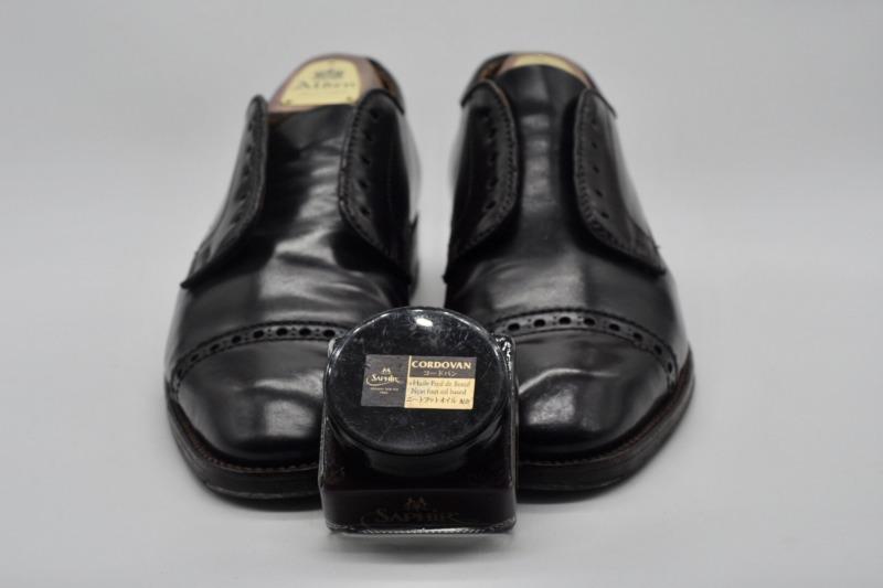 【革靴】中古のオールデンをメンテしよう。中古靴を買ったらまずメンテナンス。