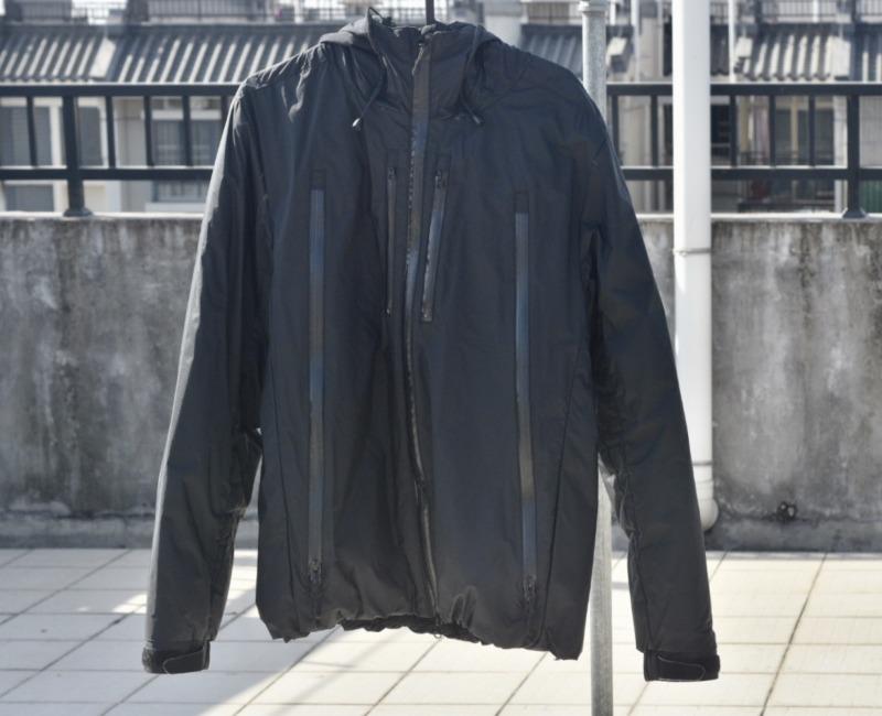【アウトドア】NANGA New City Light Parka Review:寒い冬には暖かいダウンジャケットを着よう。