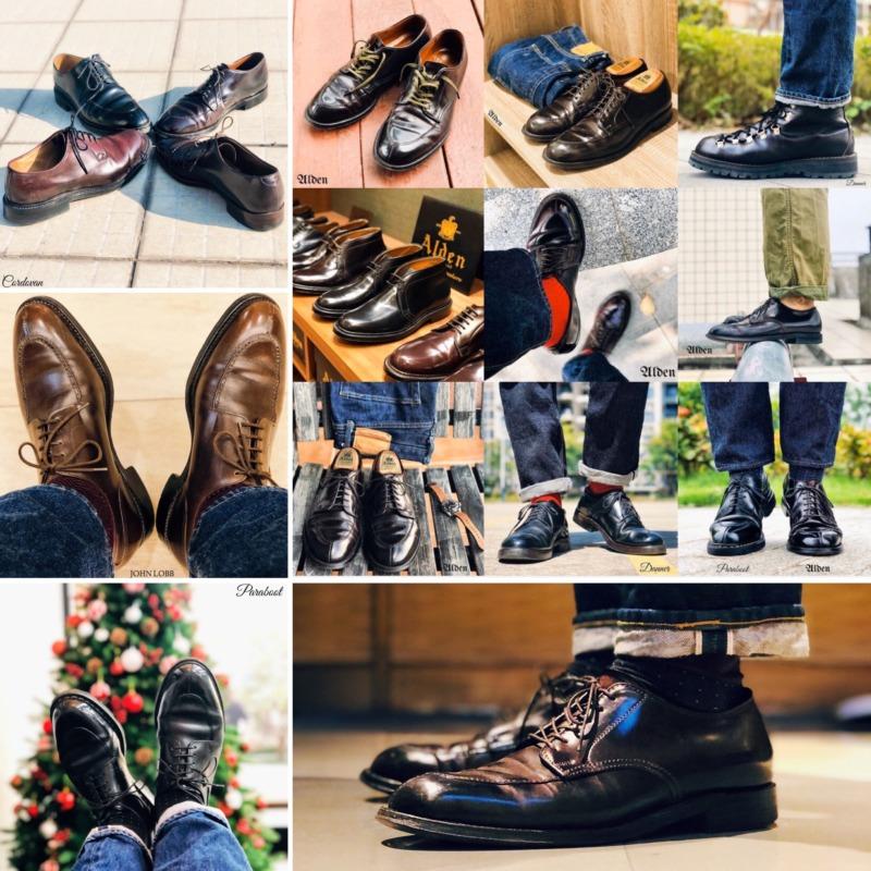 【革靴/週間人気ランキング】Weekly Shoes Ranking 2019/12/23-29