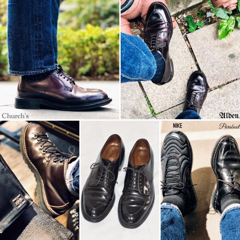 【革靴/週間人気ランキング】Weekly Shoes Ranking 2019/12/30-2020/1/5