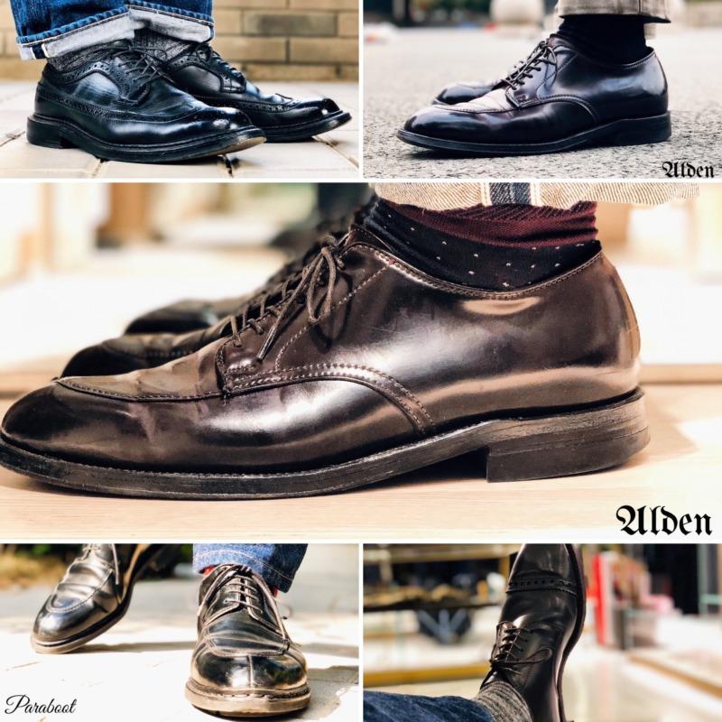 【革靴/週間人気ランキング】Weekly Shoes Ranking 2020/1/6-1/12