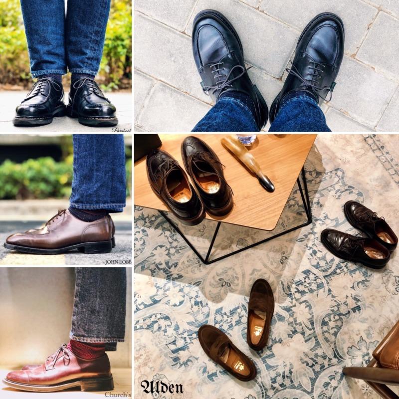 【革靴/週間人気ランキング】Weekly Shoes Ranking 2020/1/13-1/19