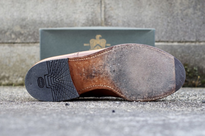 【革靴】Aldenのモディファイドラストってどんなラスト⁉︎